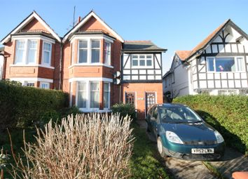 Thumbnail 3 bed flat for sale in Whitehall Road, Rhos On Sea, Colwyn Bay