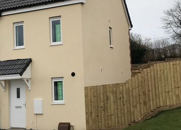 "Thumbnail 3 bed terraced house for sale in ""The Moseley"" at Callington Road, Liskeard"