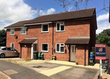 Thumbnail 2 bed semi-detached house for sale in Hadrians Way, Exmouth