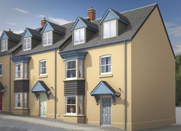 Thumbnail 5 bed terraced house for sale in Newquay