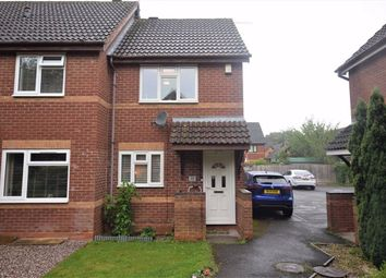 Thumbnail 1 bed end terrace house for sale in Saltwood Avenue, Berkeley Alford, Worcester