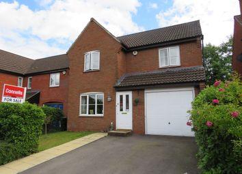 Thumbnail 4 bedroom detached house for sale in Priest Down, Beggarwood, Basingstoke