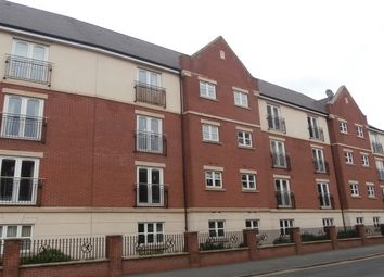 Thumbnail 2 bed property to rent in Manor Gardens Close, Loughborough