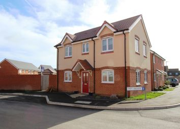 Thumbnail 3 bedroom detached house for sale in Swift Crescent, Deal