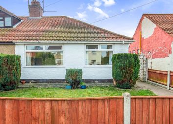 Thumbnail 2 bedroom semi-detached bungalow for sale in Edgerton Road, Lowestoft