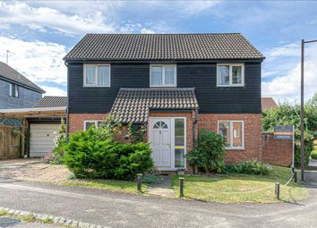 Thumbnail 4 bed detached house for sale in Coppin Lane, Bradwell Village, Milton Keynes