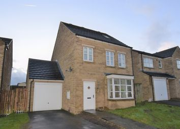 Thumbnail 4 bed detached house for sale in Honey Hall Ing, Huddersfield