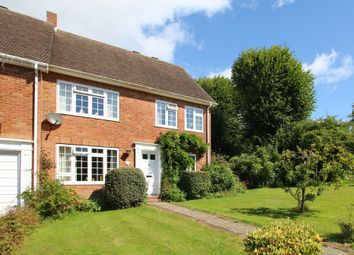 Thumbnail 4 bed end terrace house for sale in St Annes Gardens, Lymington, Hampshire