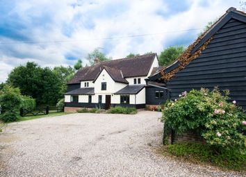 Thumbnail 5 bed detached house for sale in Boyton End, Thaxted, Dunmow