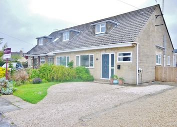 Thumbnail 4 bedroom semi-detached bungalow for sale in Meysey Close, Meysey Hampton, Cirencester
