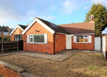 Thumbnail 2 bed detached bungalow for sale in Northdene Road, West Knighton
