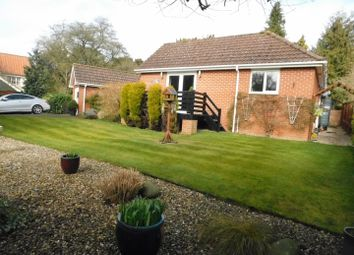 Thumbnail 2 bed detached bungalow for sale in Gislingham Road, Finningham, Stowmarket