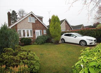 Thumbnail 3 bed detached bungalow for sale in Bretton Road, Ravenshead, Nottingham
