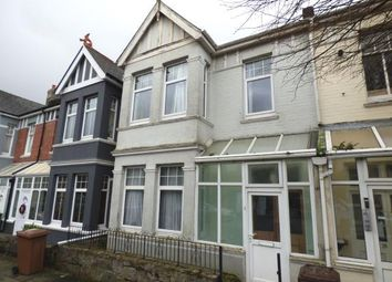 Thumbnail 7 bedroom terraced house for sale in Mannamead, Plymouth, Devon