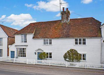Thumbnail 3 bed cottage for sale in Regent Street, Rolvenden, Cranbrook