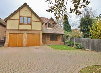 Thumbnail 6 bed detached house to rent in Hoselands View, Ash Road, Hartley, Longfield