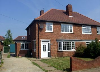 3 bed semi-detached house to rent in Lonsdale Avenue, Intake, Doncaster DN2
