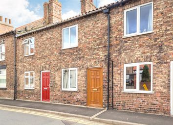 Thumbnail 2 bedroom terraced house for sale in Rythergate, Cawood, Selby