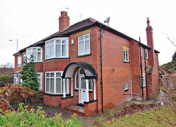 Thumbnail 4 bed semi-detached house for sale in Spen Lane, West Park, Leeds