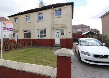 Thumbnail 3 bed semi-detached house for sale in Gordon Avenue, Garrowhill