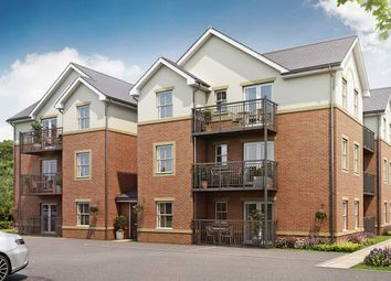 "Thumbnail 2 bedroom flat for sale in ""The Apartments A - Ground Floor 2 Bed"" at Malthouse Way, Penwortham, Preston"