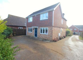 Thumbnail 4 bed detached house for sale in Brede Lane, Sedlescombe, Battle