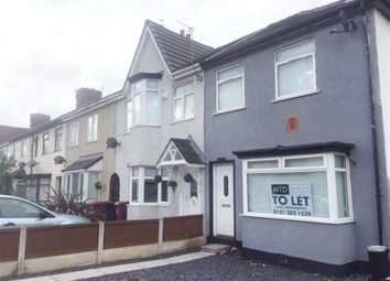 Thumbnail 3 bed property to rent in Coral Avenue, Huyton, Liverpool