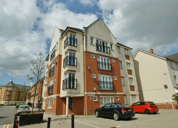 Thumbnail 1 bed flat for sale in Sir John Fogge Avenue, Repton Park, Ashford, Kent