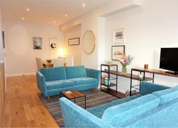 Thumbnail 2 bed flat to rent in Plum Lane, London