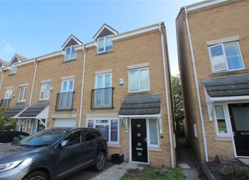 Thumbnail 3 bedroom end terrace house for sale in Wordsworth Gardens, Borehamwood, Hertfordshire