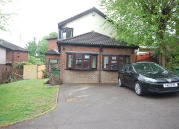 Thumbnail 4 bed detached house for sale in Seaview Avenue, Vange, Essex