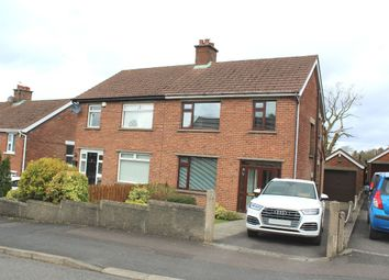 Thumbnail 3 bed semi-detached house to rent in Glendale Avenue North, Belfast