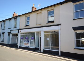 Thumbnail 2 bed flat for sale in Temple Street, Sidmouth, Devon