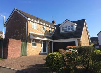 Thumbnail 3 bed detached house for sale in Roger Beck Way, Sketty, Swansea