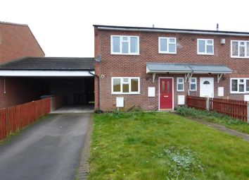 Thumbnail 3 bed semi-detached house to rent in Seymour Close, Ilkeston