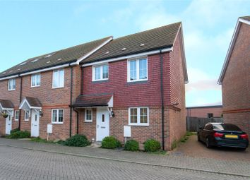 Thumbnail 3 bed end terrace house for sale in Brudenell Close, Amersham, Buckinghamshire