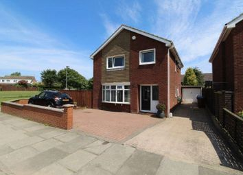 Thumbnail 4 bedroom detached house for sale in Kittiwake Close, Blyth