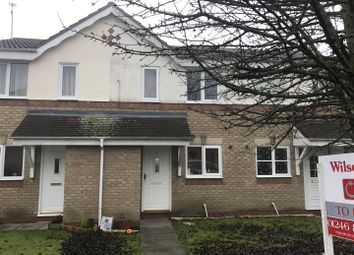 Thumbnail 2 bed property to rent in Old Quarry Close, Barlborough, Chesterfield