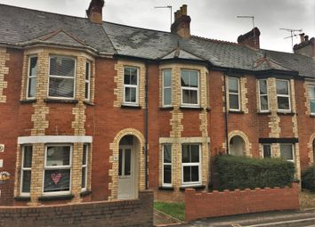 Thumbnail 3 bed terraced house to rent in Temple Street, Sidmouth