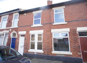 Thumbnail 2 bedroom terraced house to rent in Peet Street, Derby