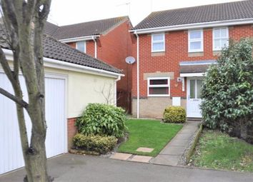 Thumbnail 2 bed end terrace house to rent in Fox Lea, Kesgrave