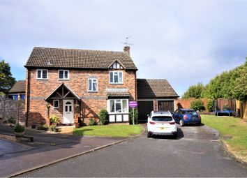 Thumbnail 4 bed detached house for sale in Great Severals, Kintbury