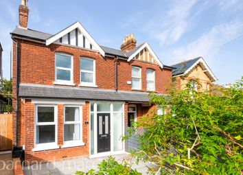 Thumbnail 3 bed property for sale in Station Approach East, Earlswood, Redhill