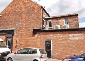 Thumbnail 1 bed flat to rent in Brook Street, Selby