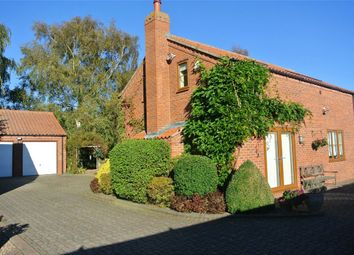 Thumbnail 4 bed detached house for sale in Haconby Lane, Morton, Bourne, Lincolnshire