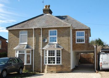 Thumbnail 3 bed semi-detached house for sale in Amersham Road, High Wycombe