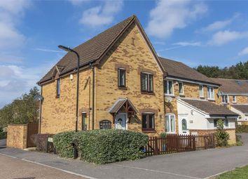 Thumbnail End terrace house to rent in Mosaic Close, Netley, Southampton