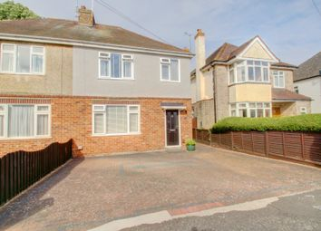 Thumbnail 3 bed semi-detached house for sale in Harvey Road, Rushden