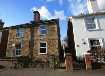 Thumbnail 3 bed semi-detached house to rent in Markenfield Road, Guildford