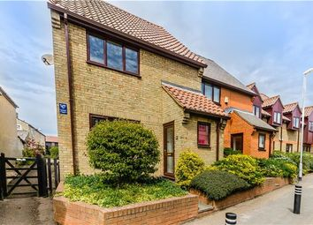 Thumbnail 2 bed end terrace house for sale in Crossways, The Green, Haddenham, Ely